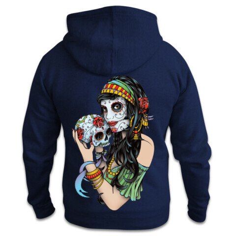 Gypsy Sugar Skull - Sam Phillips